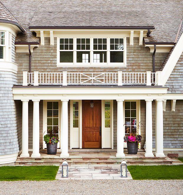 Dream House Tour New England Style New England Style Homes Craftsman Style House Plans New England Homes