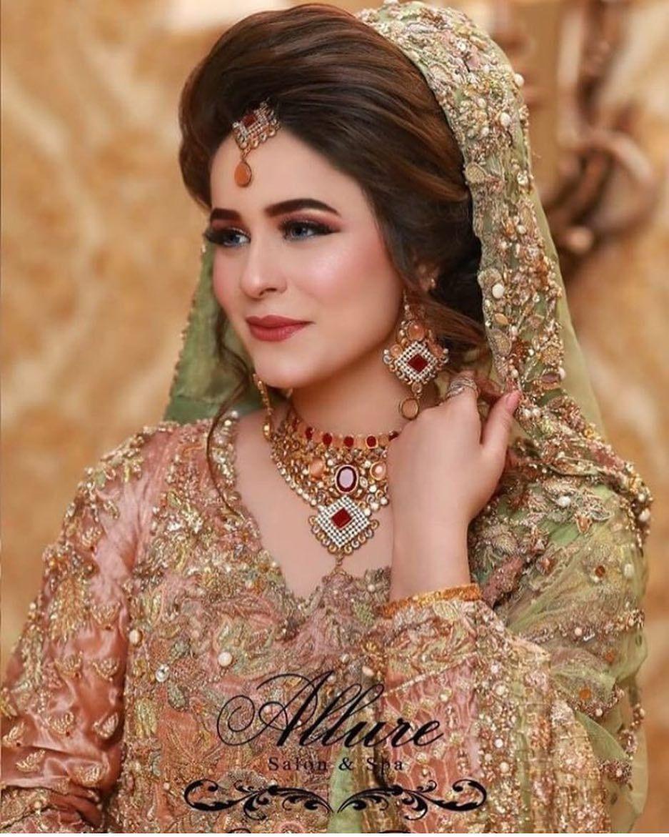Pin By Sanam Soomro On Shaadi Makeups.