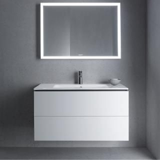 Me by starck individuelle badm bel duravit bathing - Graues badezimmer ...