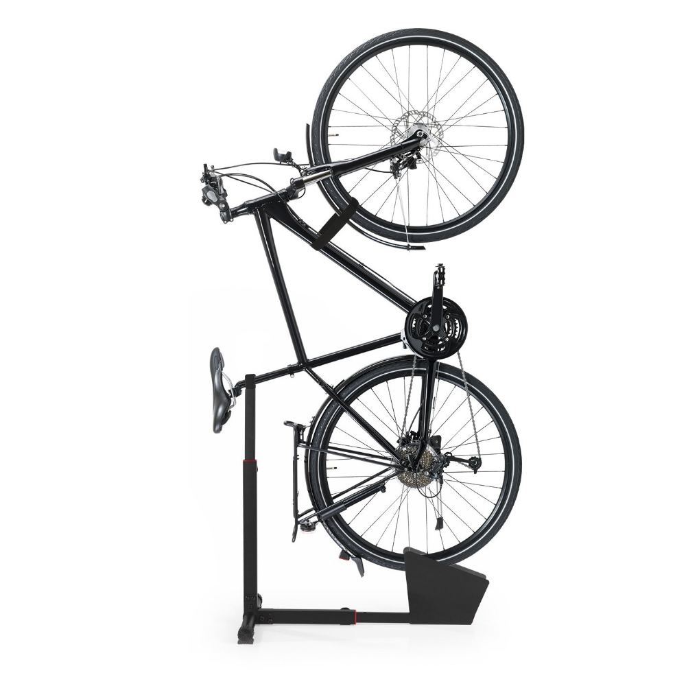 Easymaxx Steel Rear Paddock Stand Bicycle Stand For Home Or Cellar