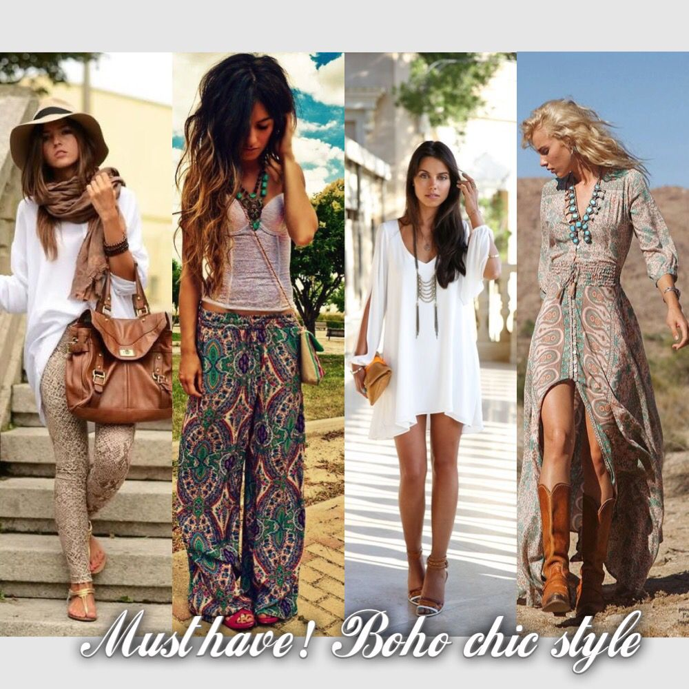 Must have!  Boho chic style   REF: Glamouricons1.wordpress.com