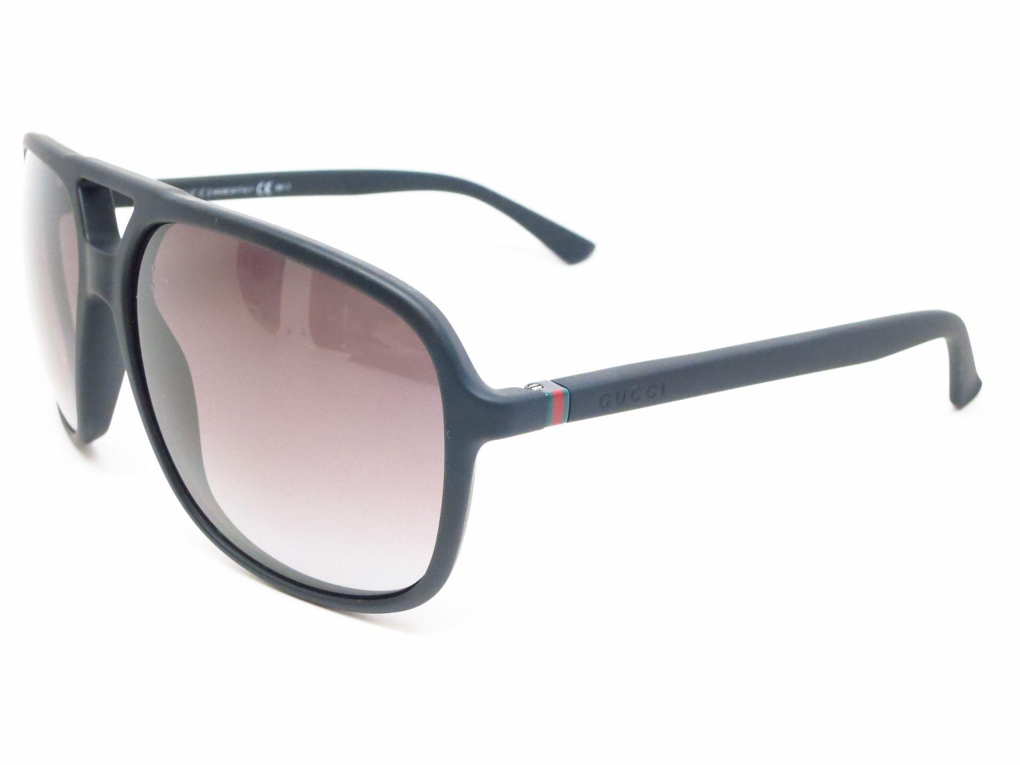 d2446d45511 Gucci GG 1091 S D28N6 Black Sunglasses