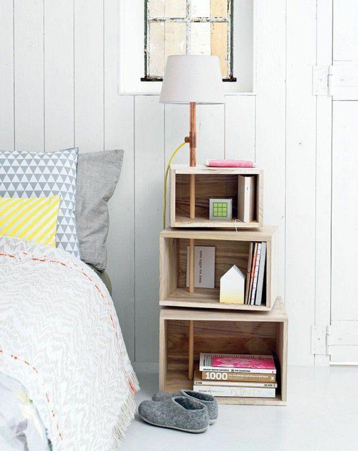Diy Ideen Regale Selber Bauen Schlafzimmer