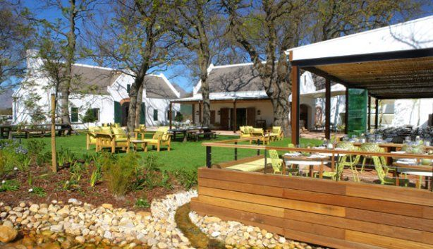 La Motte Wine Estate Dutch Gardens Outdoor Structures Outdoor Decor