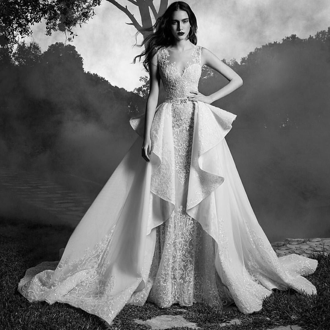 The theodora dress from our fall bridal collection is a gown