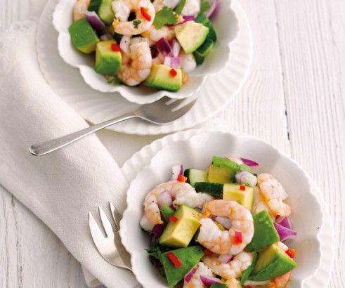 repas l ger recette facile gourmand salades en tout genre pinterest ceviche recette. Black Bedroom Furniture Sets. Home Design Ideas