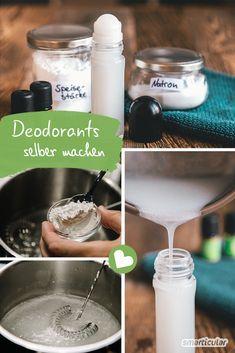 Photo of Deodorant ohne Aluminium selbst herstellen – so einfach geht…