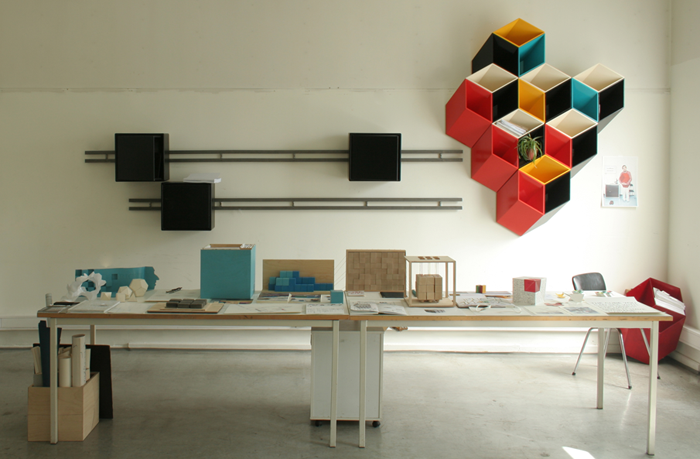 Exceptional Second And A Half Dimension Shelves (02) [Creative Bookshelf 0094] Amazing Pictures