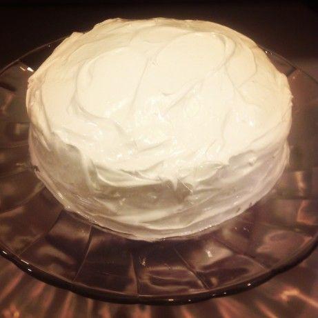 Authentic dominican meringue cake frosting suspiro recipe food cuisine forumfinder Gallery