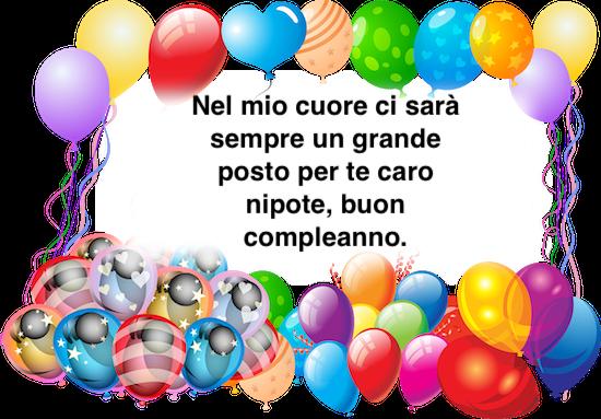Frasi Per Auguri Di Compleanno Per Nipote Buon Compleanno Auguri Di Buon Compleanno Messaggi Di Buon Compleanno