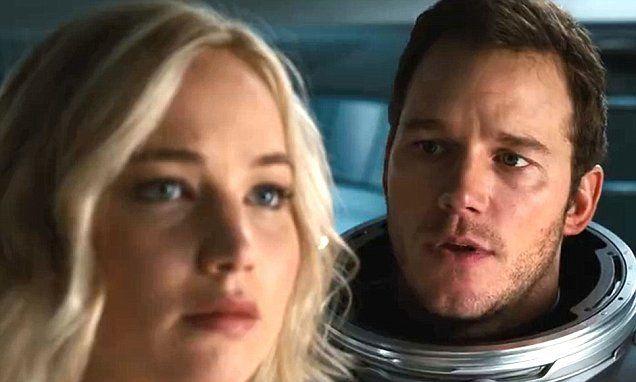 Jennifer Lawrence and Chris Pratt hatch escape plan in ...
