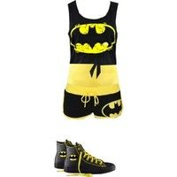 Batman Workout Outfit - Find 65+ Top Online Activewear Stores via http://AmericasMall.com/categories/activewear.html