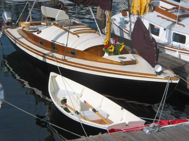 Pin By Clarke Price On Folkboat Sailing Boat Yacht