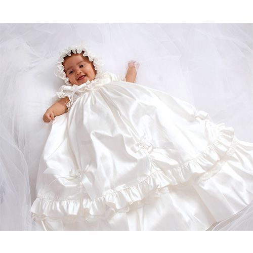 06461c8ab Good Ideas To Buying Baby Christening Dresses | Blessing outfits ...