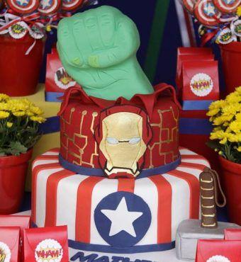 Fiestas Superhéroes   Fiestas infantiles y cumpleaños de niños