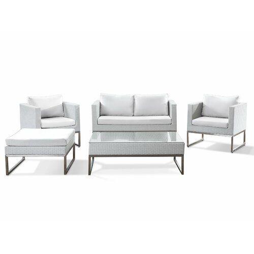 8 Piece Patio Sofa Cover Set Sol 72