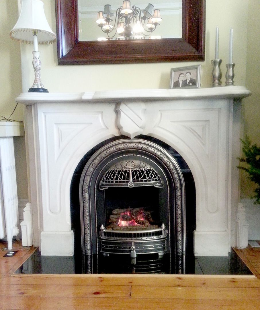 Efficiency of gas fireplace - Eco Efficiency Fireplaces Valor Portrait Windsor Arch