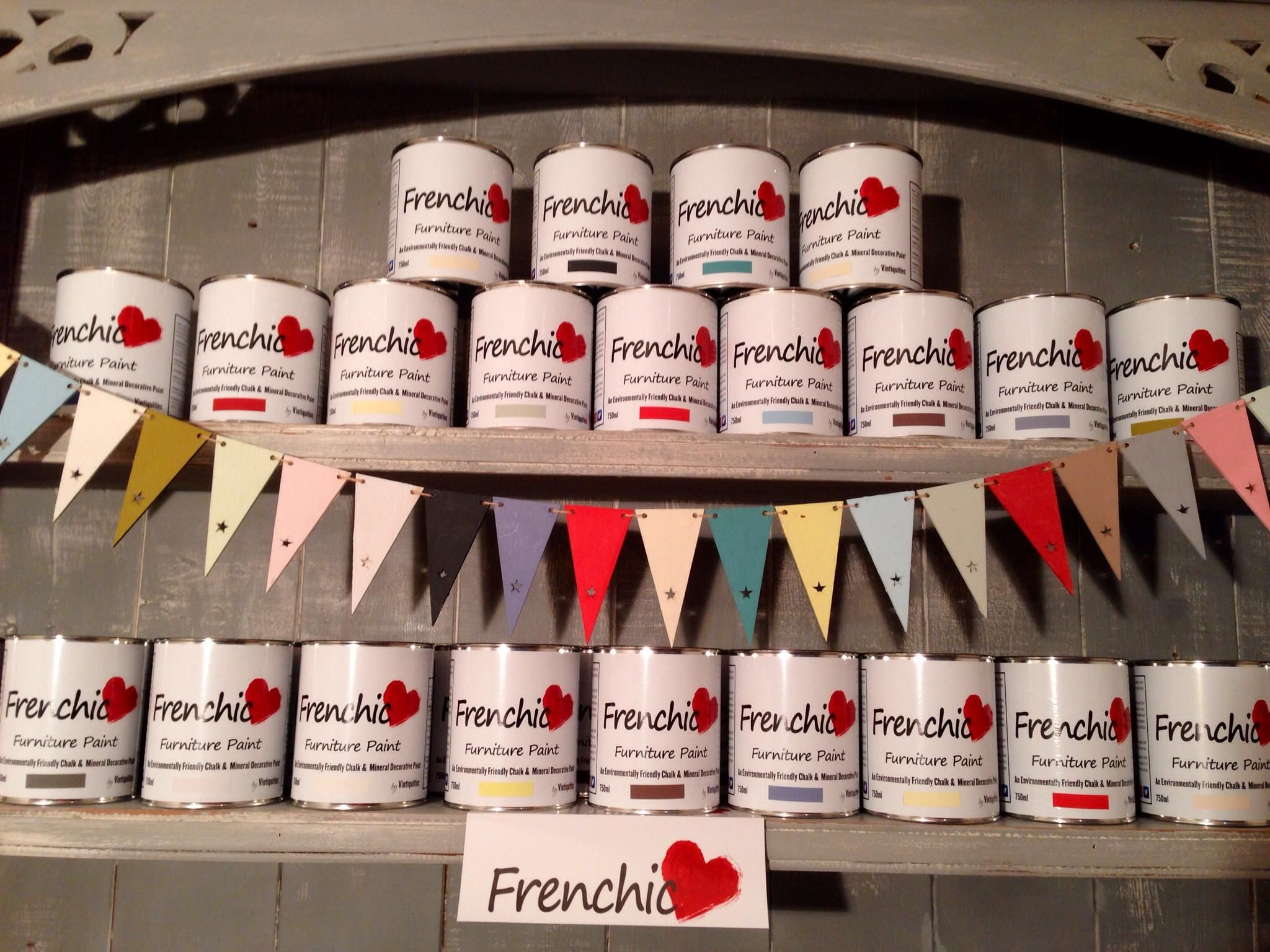 the frenchic furniture paint online store is now open for business