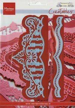 Marianne Designs - Creatables - Anja's Border (ships Feb 24th)