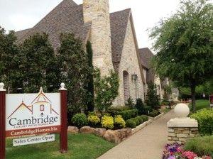 Wonderful Cambridge Gate New Luxury Patio Homes In Gated Community On Preston Road In  Far North Dallas