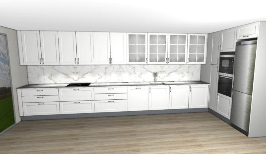 Muebles de cocina clasicos para familas clásicas, porque hay que ...