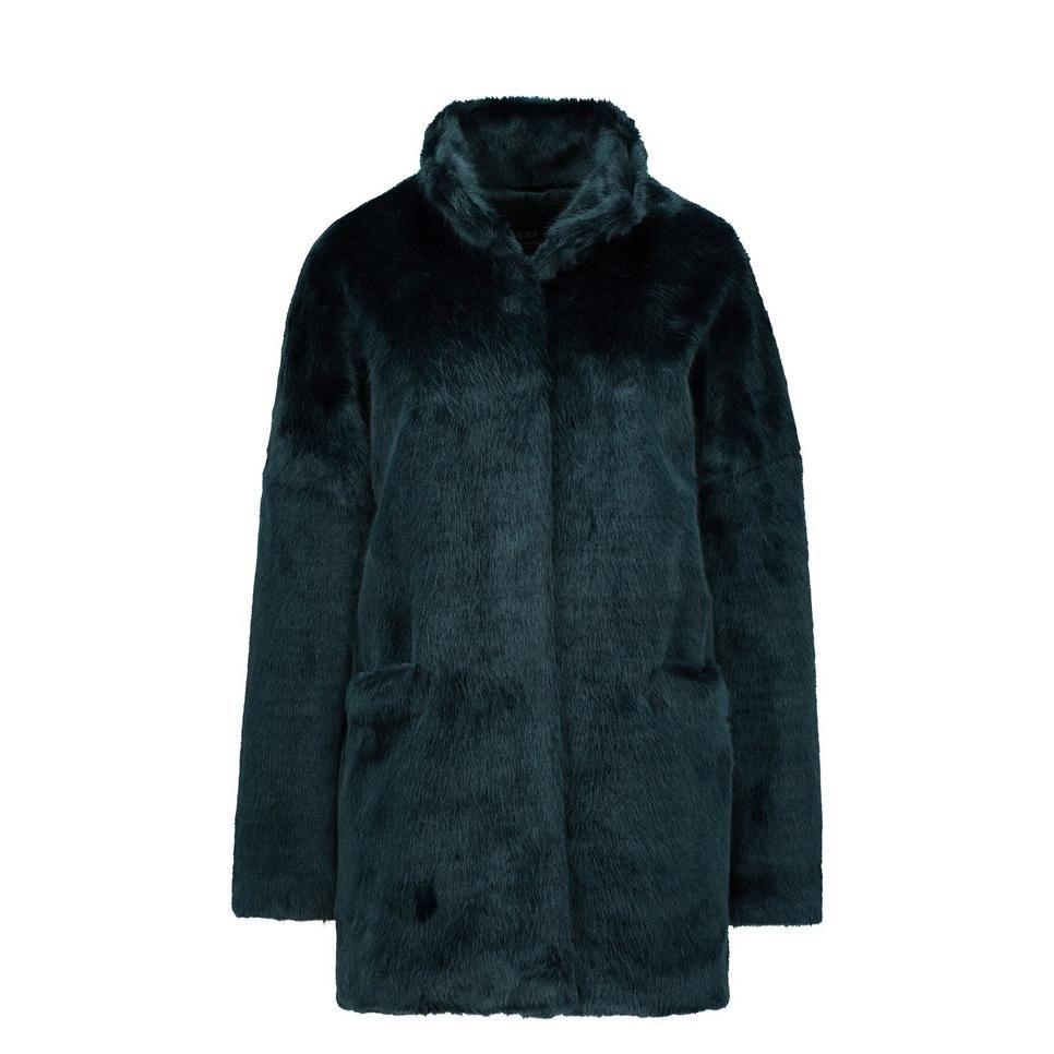 Imitatiebont jas   Personal styling advice! Fashion, Coat