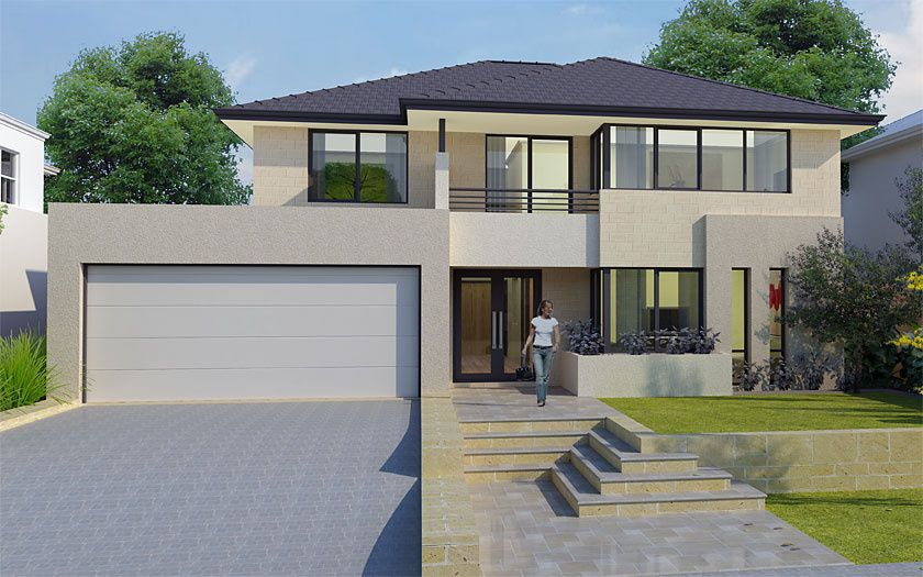 Two story house layout design google search ideas for for 6 bedroom double storey house plans