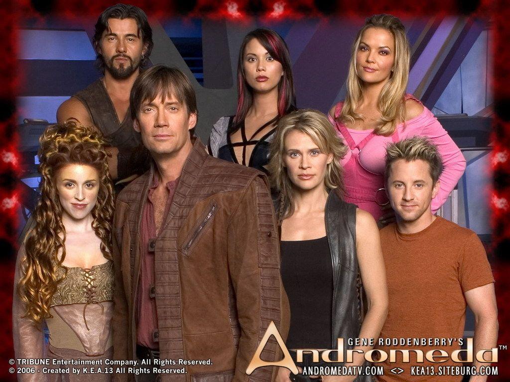 andromeda tv serie