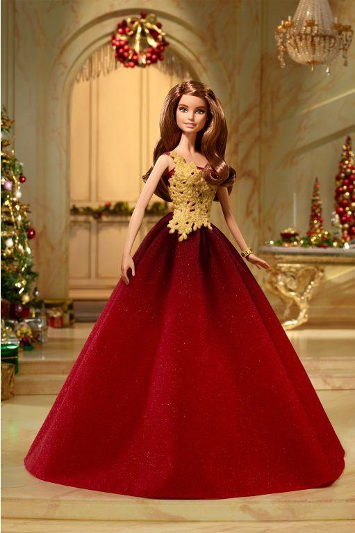 Holidays 2016 Barbie Doll
