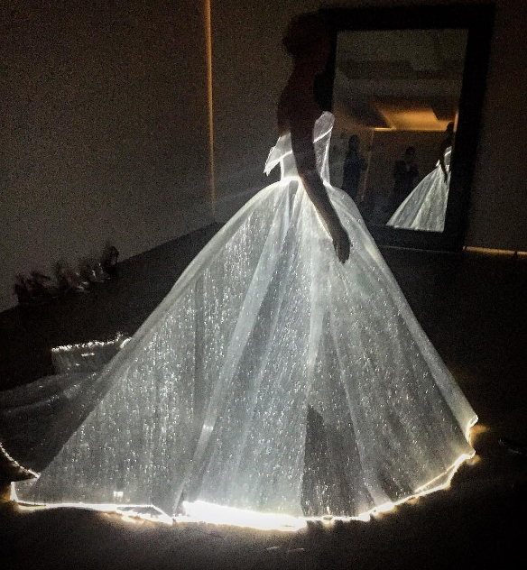 Gown Stole The Show At Met Gala