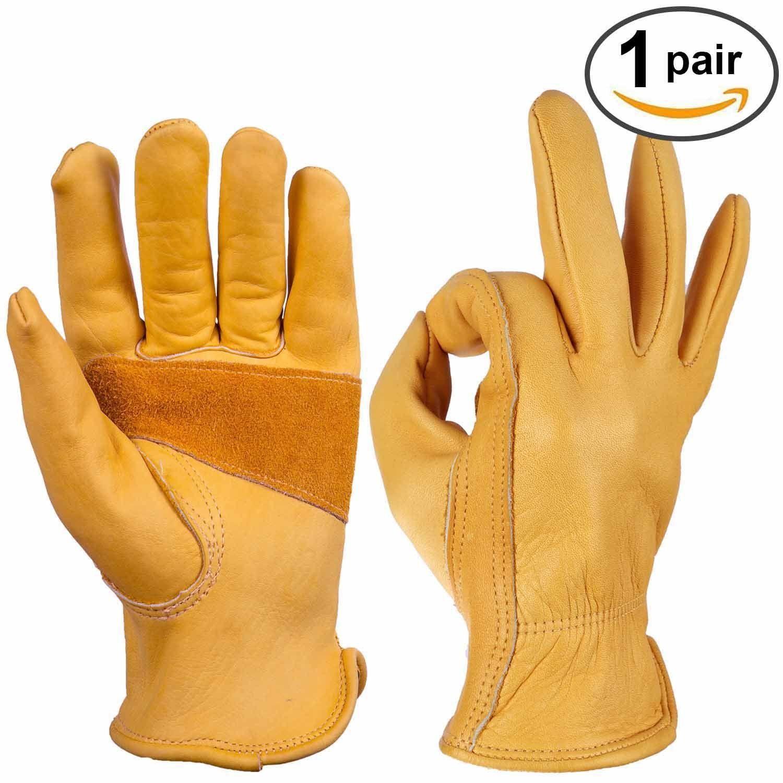 Leather Gardening Gloves Mens S Izobrazheniyami Perchatki