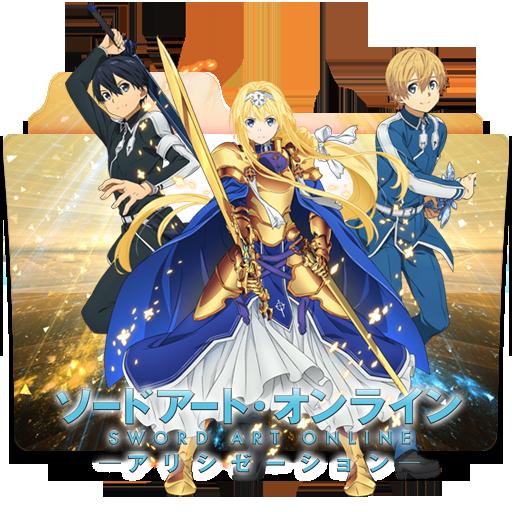 Sword Art Online Alicization Arte De Anime Personajes De Anime Arte De Espada
