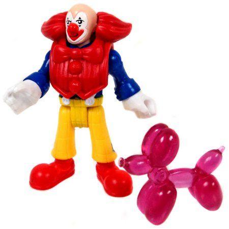 Imaginext Circus Clown