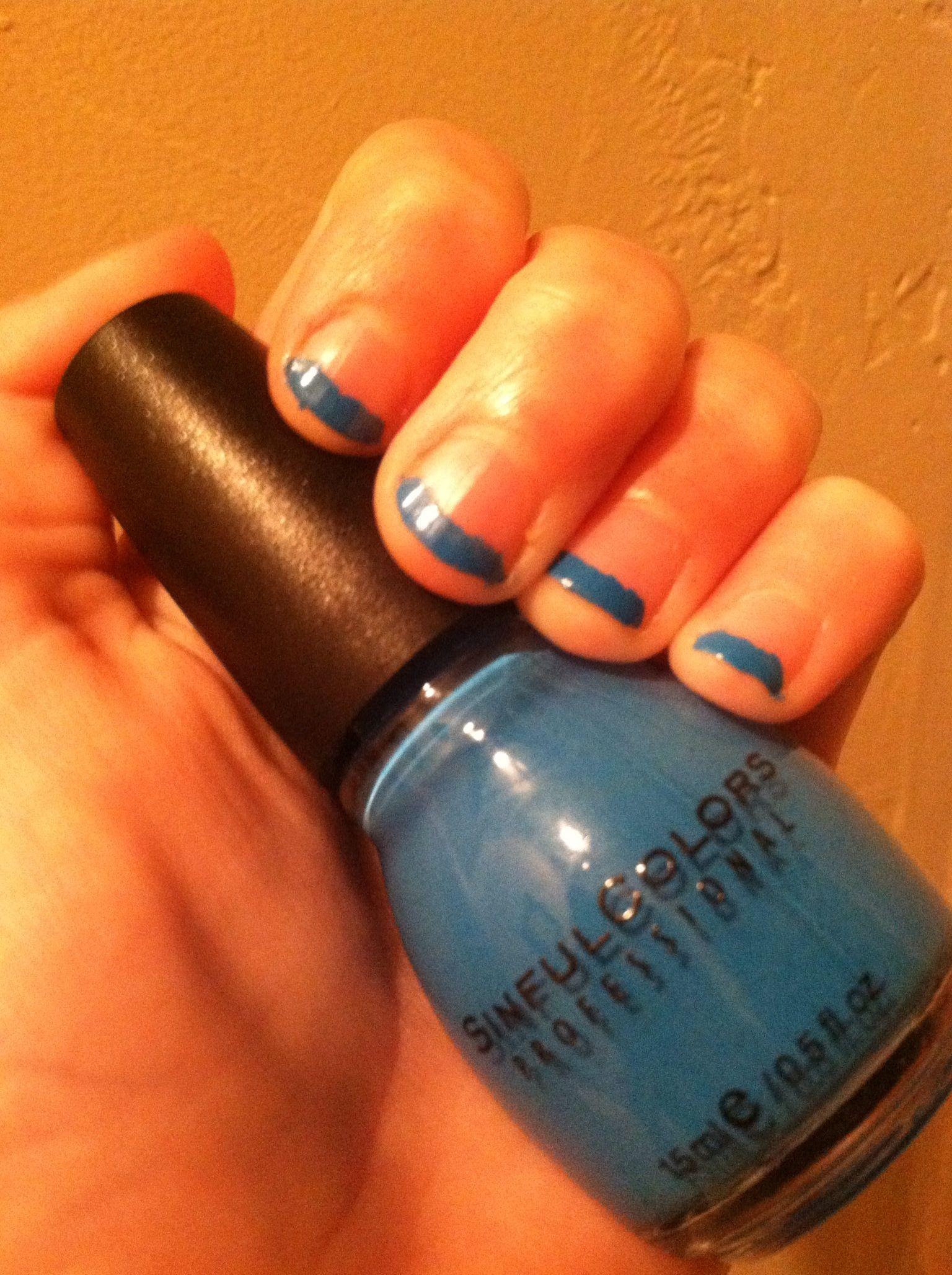 French tips nail polish nails french tip