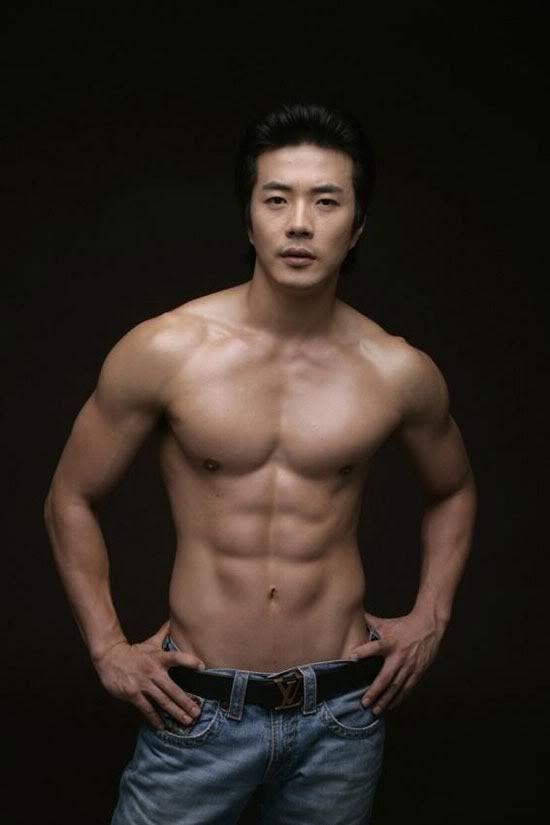 body Hot asian men