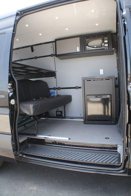 Townley Sprinter Van 144 Sprinter Van Van Conversion Interior Sprinter Camper