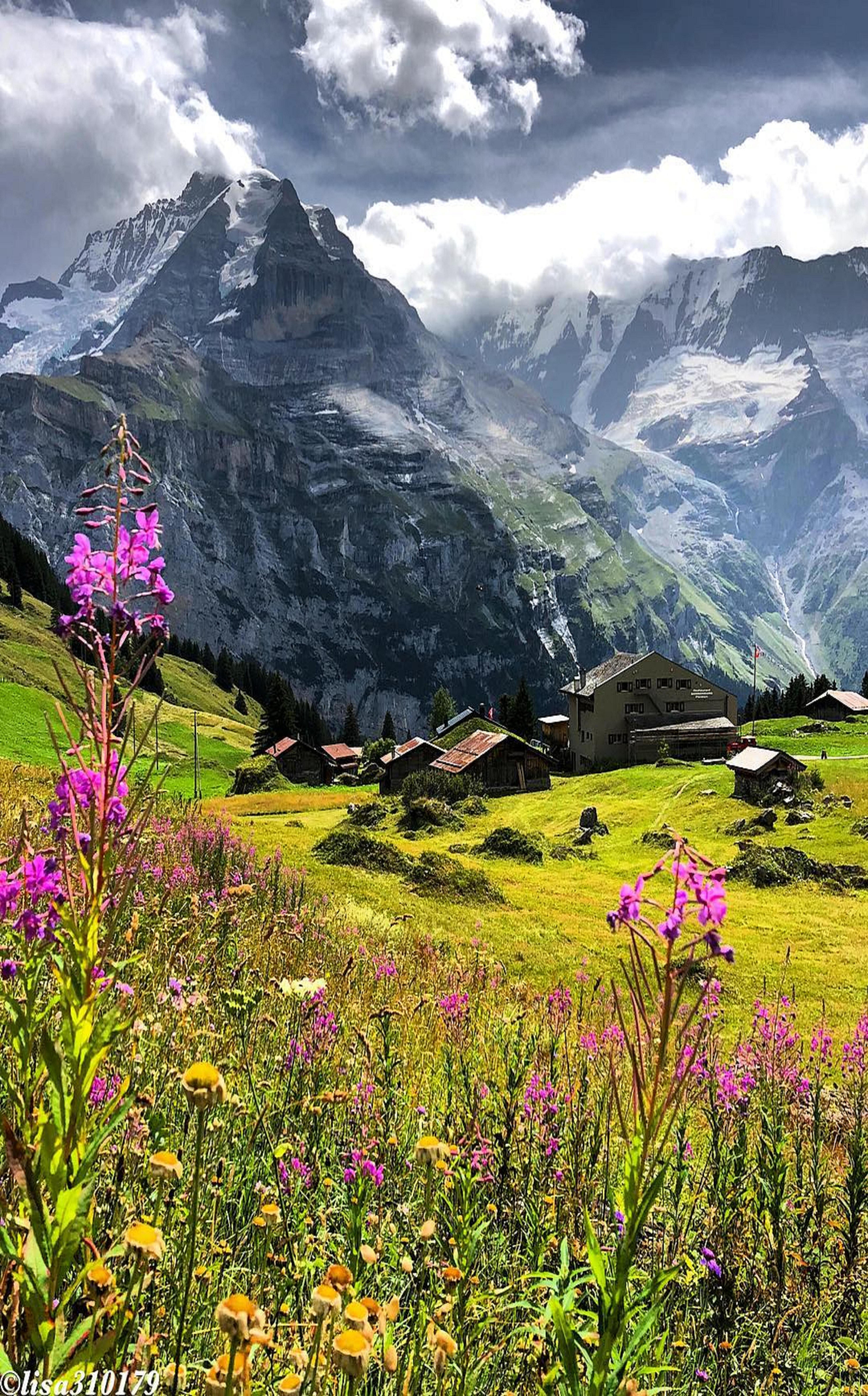 Amazing Mountains Beautiful Nature And In 2019 Mountain Landscape