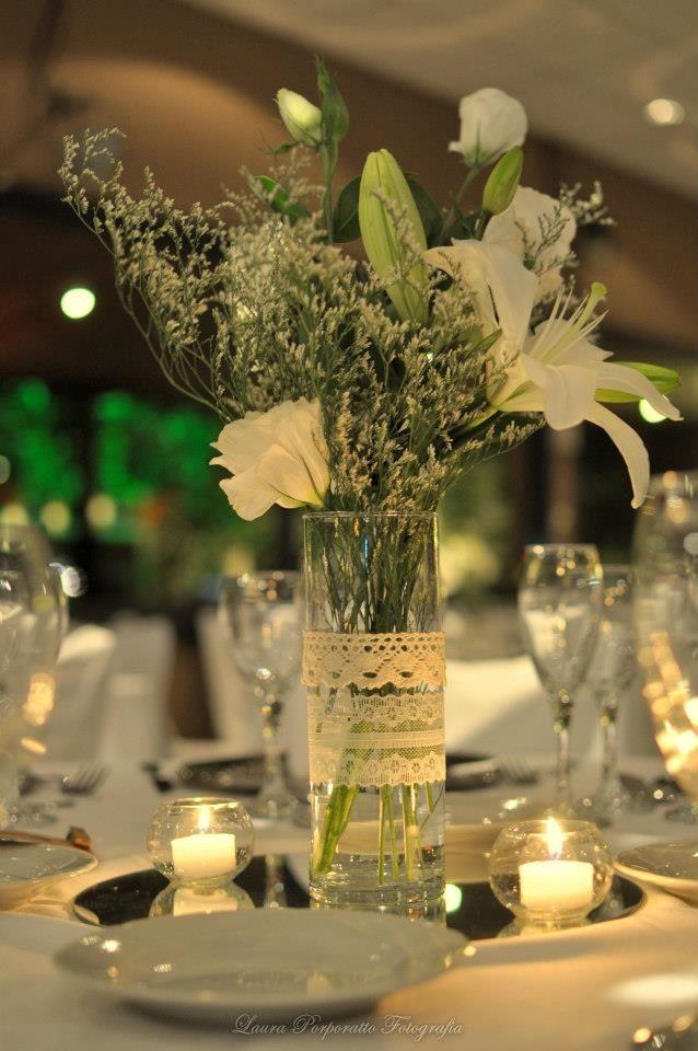 Decoracion romantica bodas pinterest romance y deco for Decoracion boda romantica