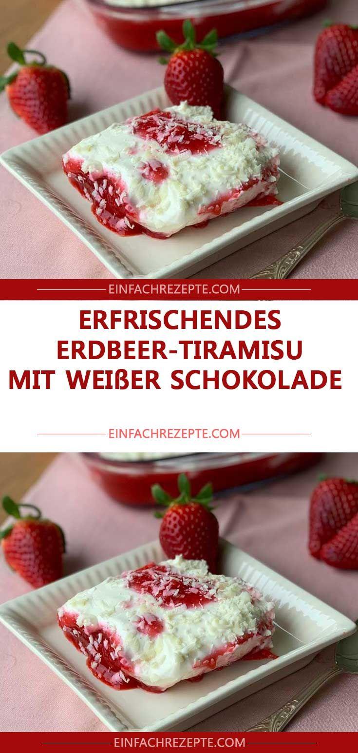 Zutaten  1 Pck.Löffelbiskuits  250 mlSchlagsahne  500 gMascarpone  200 gweiße … – Süßspeisen, Dessert's