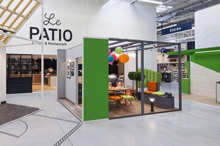 Leroy Merlin Store By Dalziel Pow Le Havre France Retail Design Blog Store Design Interior Retail Design Store Display Design