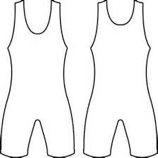 image result for wrestling singlet template cheerleading