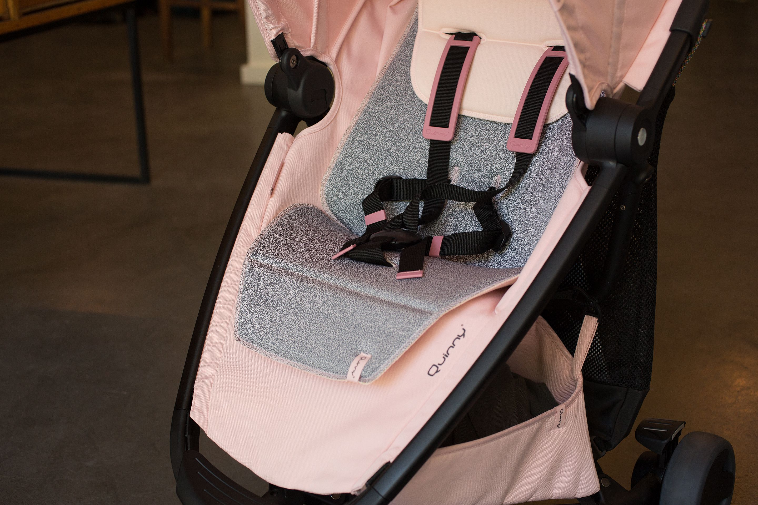 Quinny Zapp Xpress All Blush Quinny Walkyourway Zappx