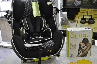 Snugli All In One Car Seat And Front Back Carrier Review