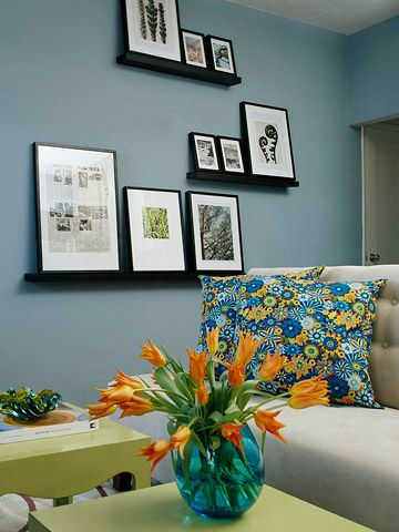 Live Large in a Small Space | Small spaces, Apartments and Decorating