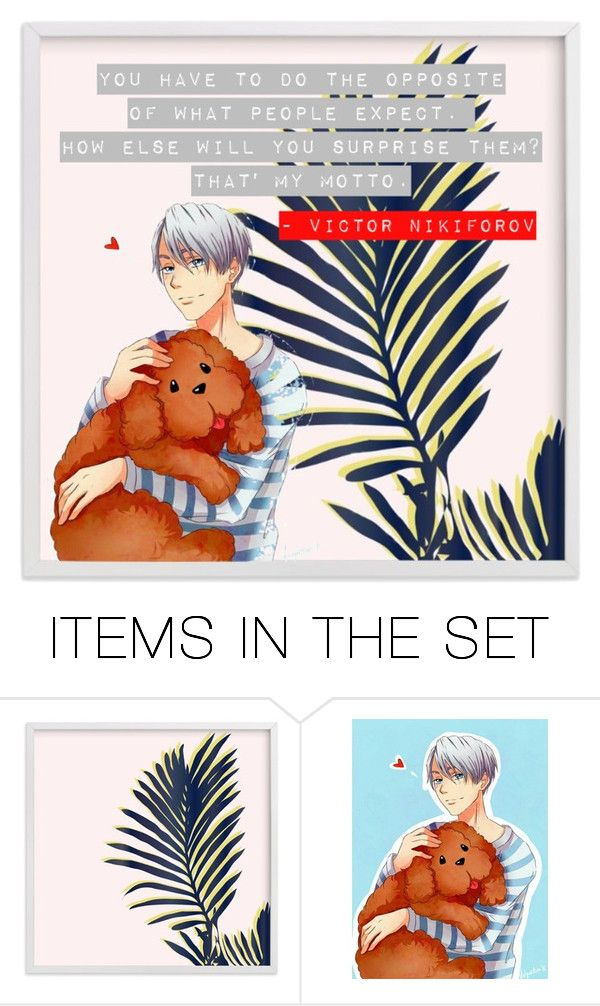 """Victor"" by marshmallowgoddess ❤ liked on Polyvore featuring art"