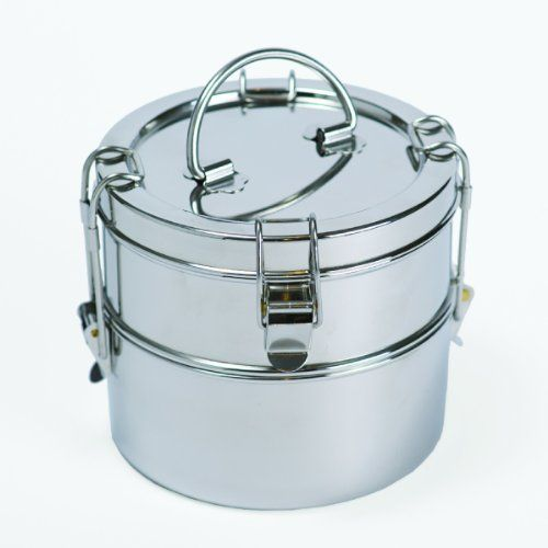 To- Go Ware 2-Tier Stainless Lunch Box To-Go Ware Http