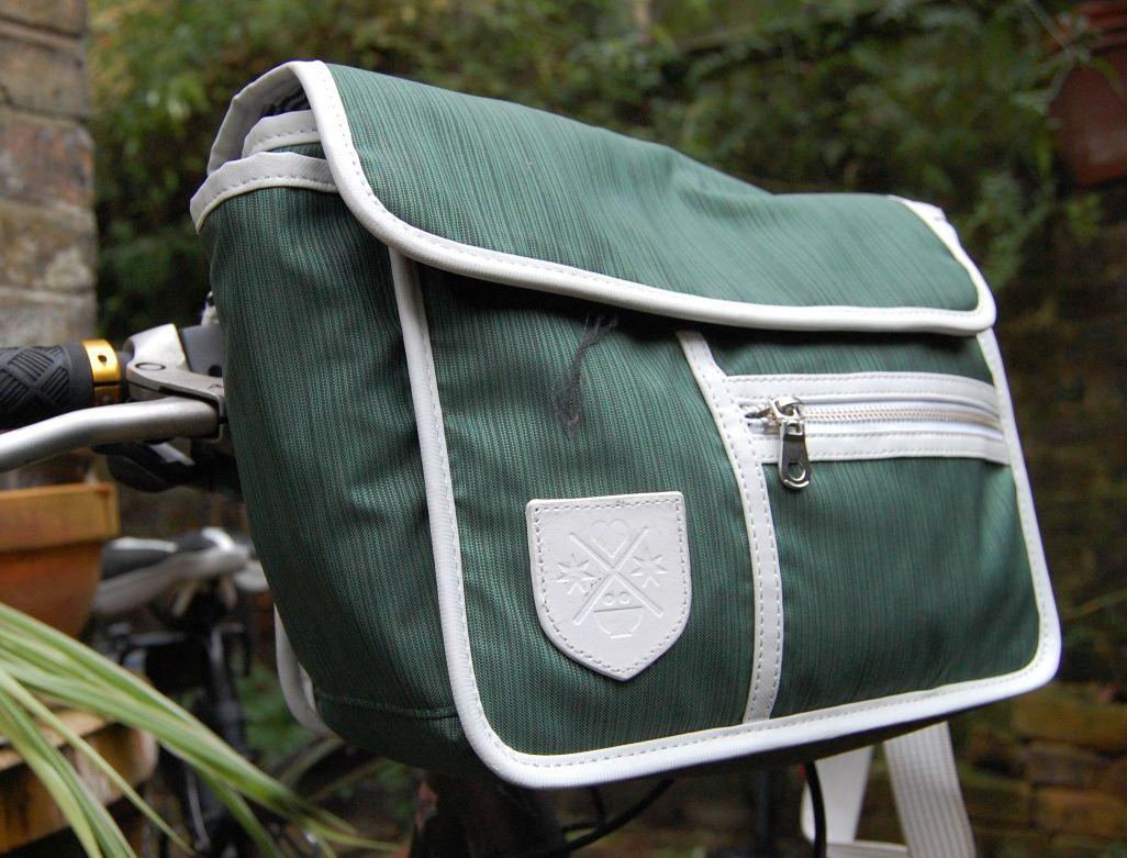 Goodordering Handlebar Bag Review Bici Pure Lifestyle Pinterest