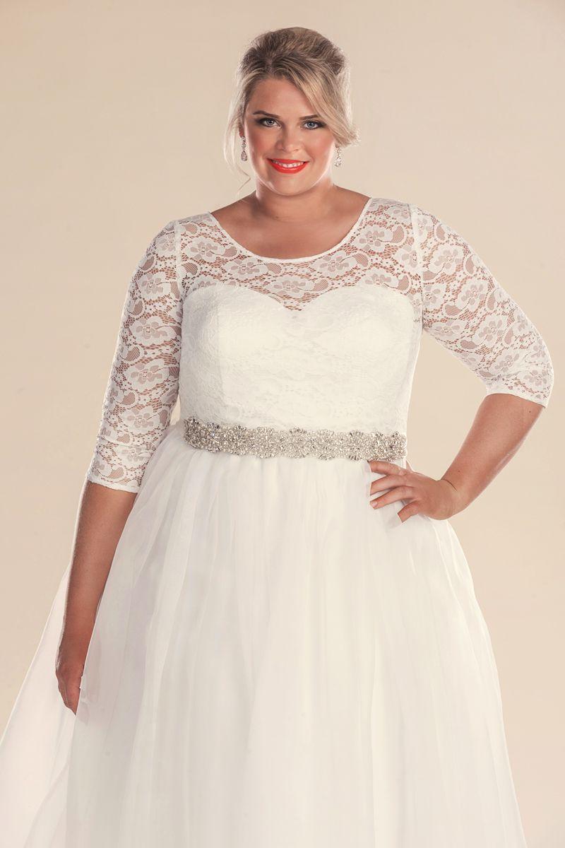 1960 wedding dresses   style Retro plus size wedding dress  Wedding  Pinterest