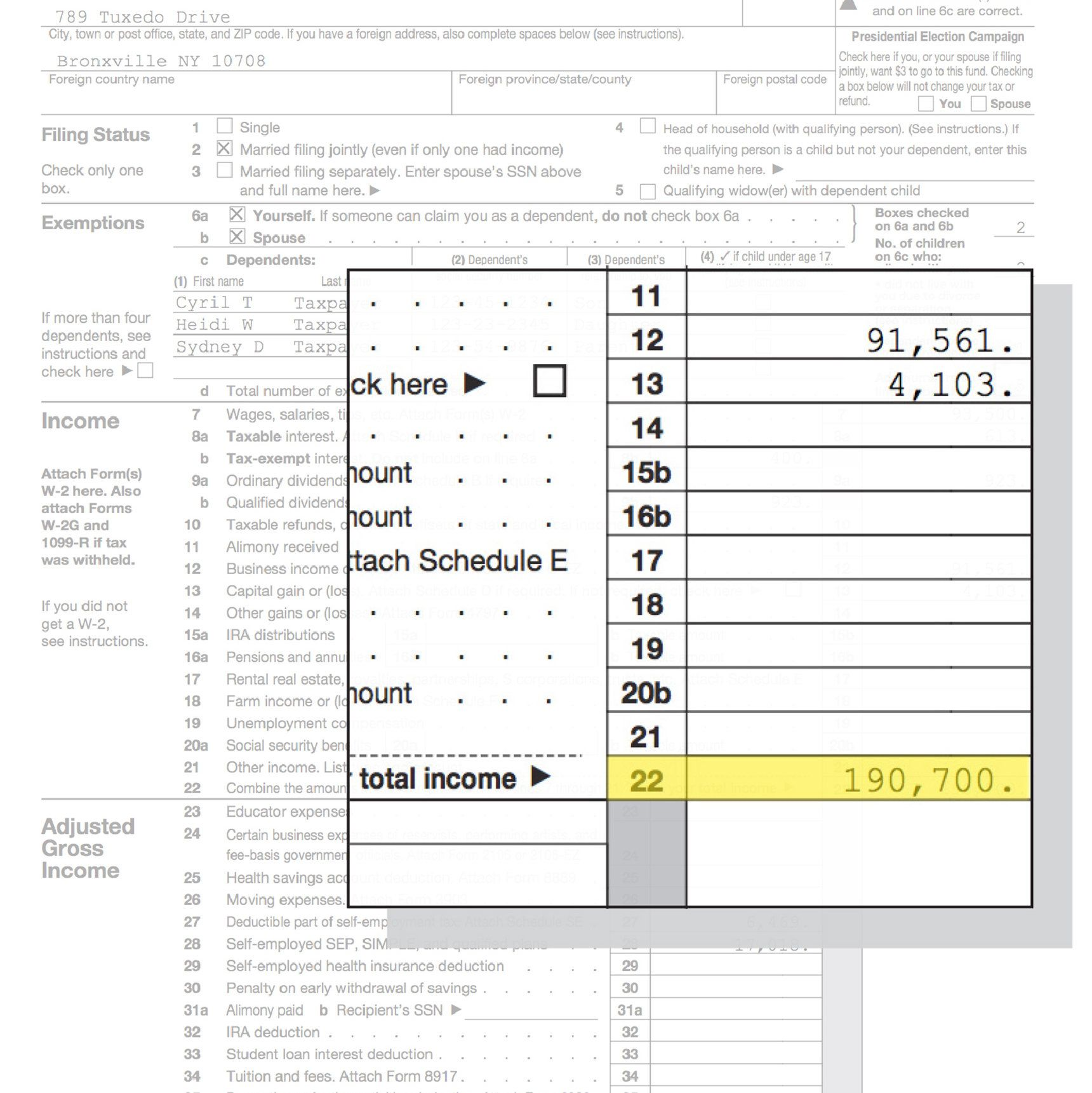 How To Fill Out Your Tax Return Like A Pro