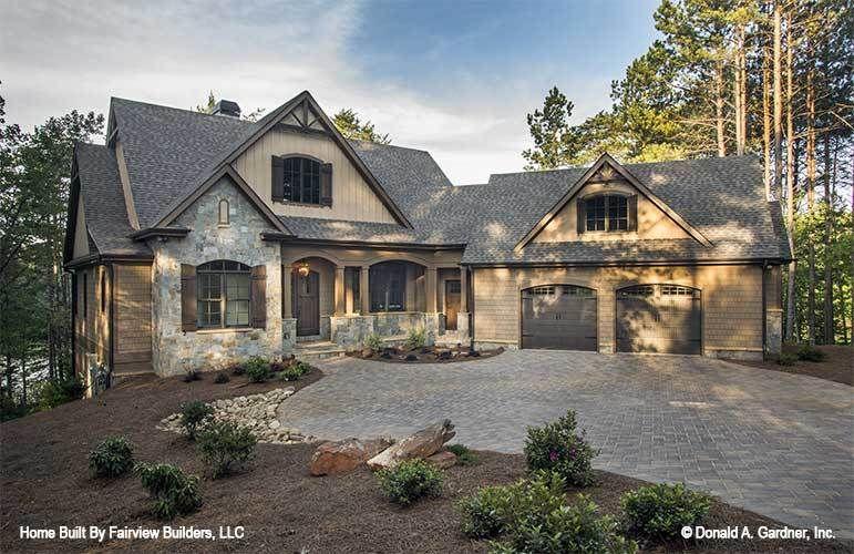 House Plans The Butler Ridge Home Plan 1320 D